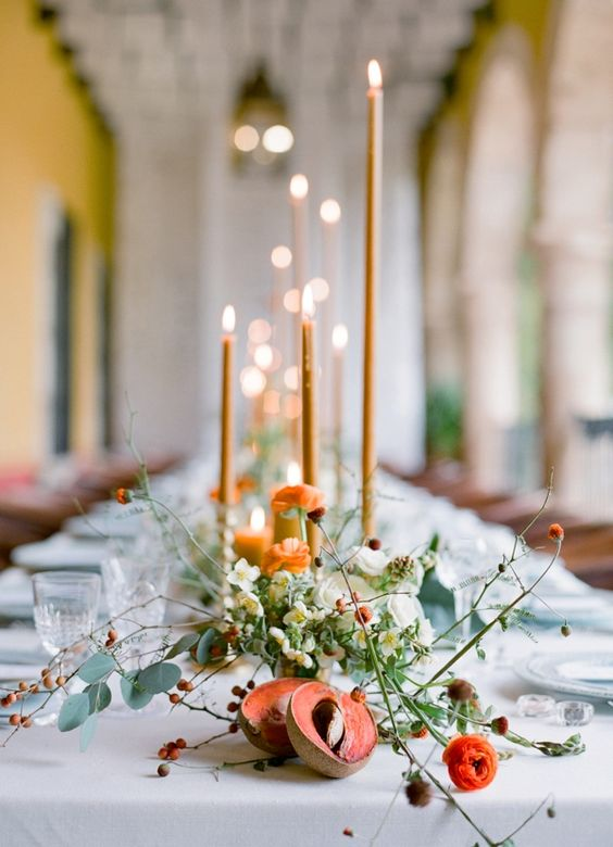 Simple and modern table setting ideas for thanksgiving dinner by the savvy heart.jpg