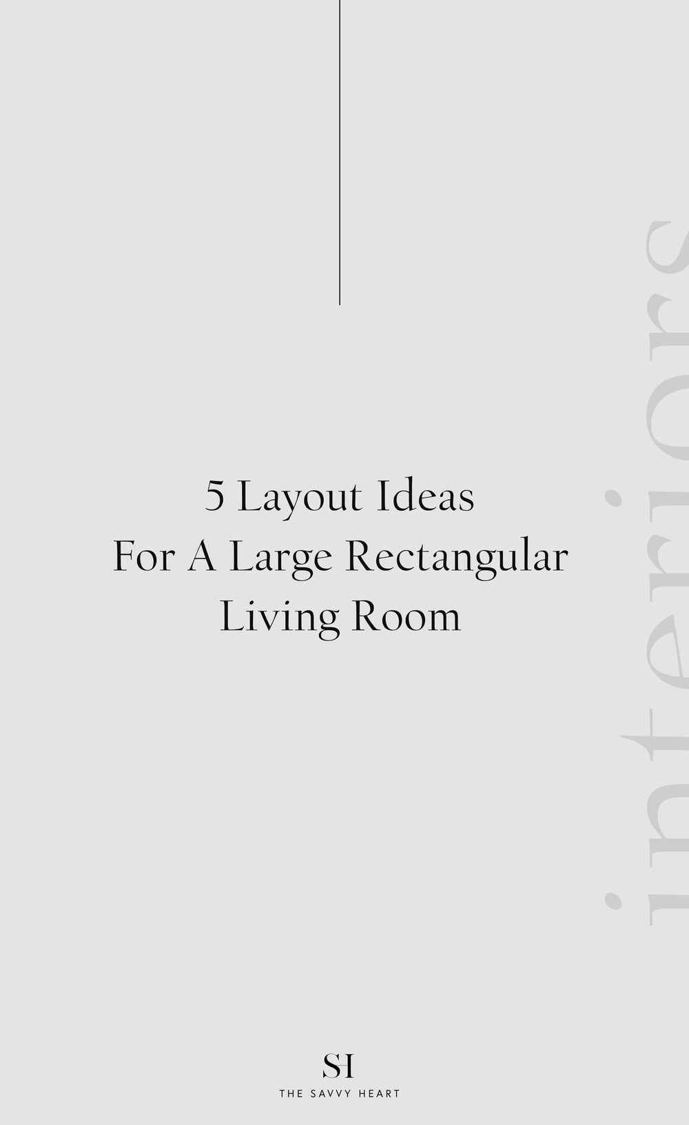 Five Floor Plan Layout Ideas for Your Living Room Furniture