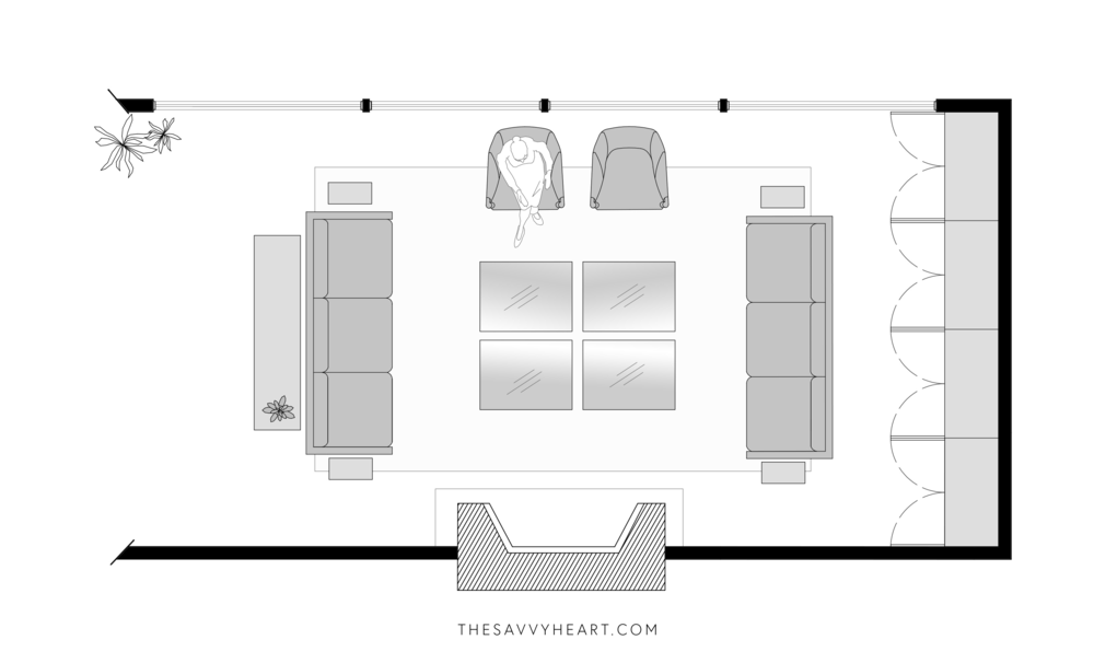 Furniture Floor Plan Layout ideas for a large living room or great room 3.png