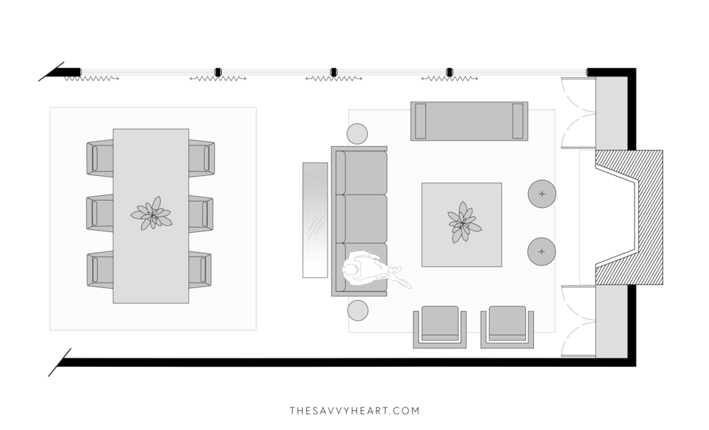 Furniture Layout and Floor Plan Ideas for a rectangular Living Room 4.png