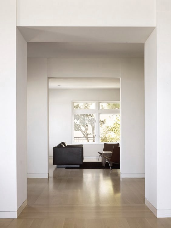 Minimal Modern Flush Mount Molding with recessed channel - shadow reveal bead trim.jpg