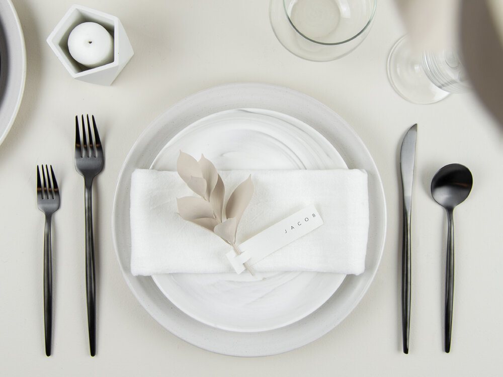 Simple and Modern Free Printable Place Setting Tags for a Holiday Table Setting.png