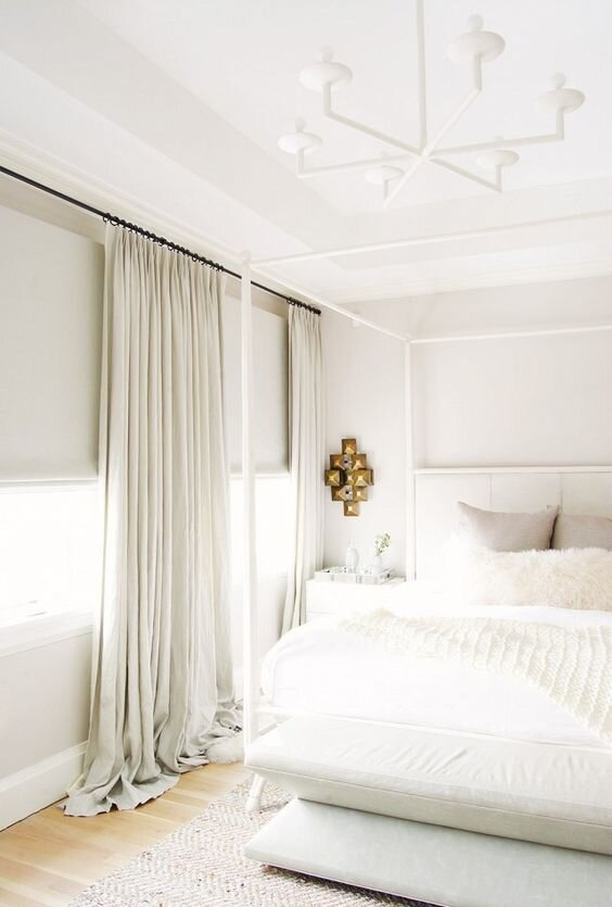 Tips for how to mix different shades of white and Cream in a room - the savvy heart - Terra Link - Interior Design Studio and Blog.jpg