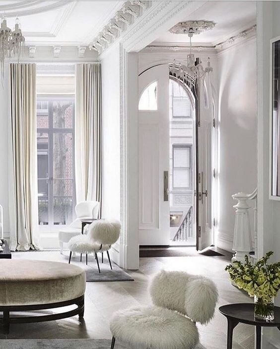 Interior Design tips for combining white and cream in a space - high-end design made easy - the savvy heart design studio and blog.jpg