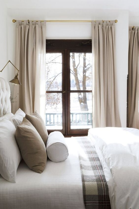 Types of drapery and curtains to use for a modern and contemporary Home - pros and cons of each style.jpg