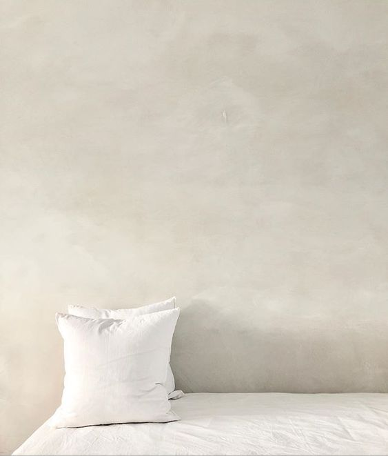 simple and Modern Limewash Wall Treatment - 2020 Interior Design Trends - The Savvy Heart Interior Design Studio and Blog.jpg