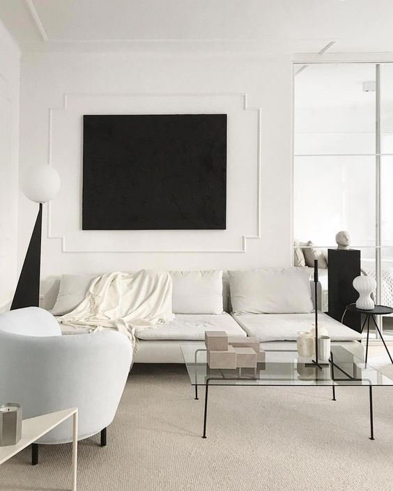 7 Savvy Favorites: Minimal Cream & Ivory Area Rugs For Every Budget
