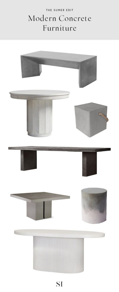 Modern-concrete-tables-chairs-and-other-furniture-summer-trend
