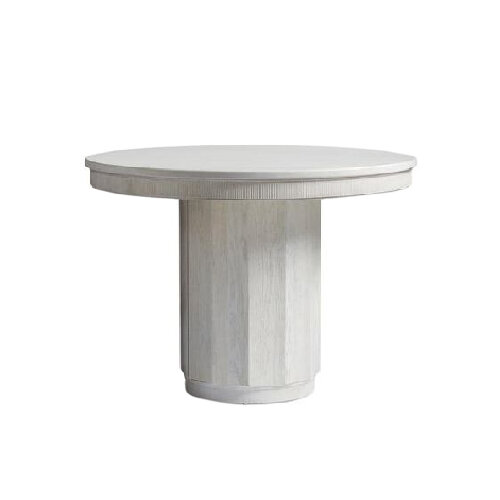 Round-fluted-outdoor-concrete-dining-table