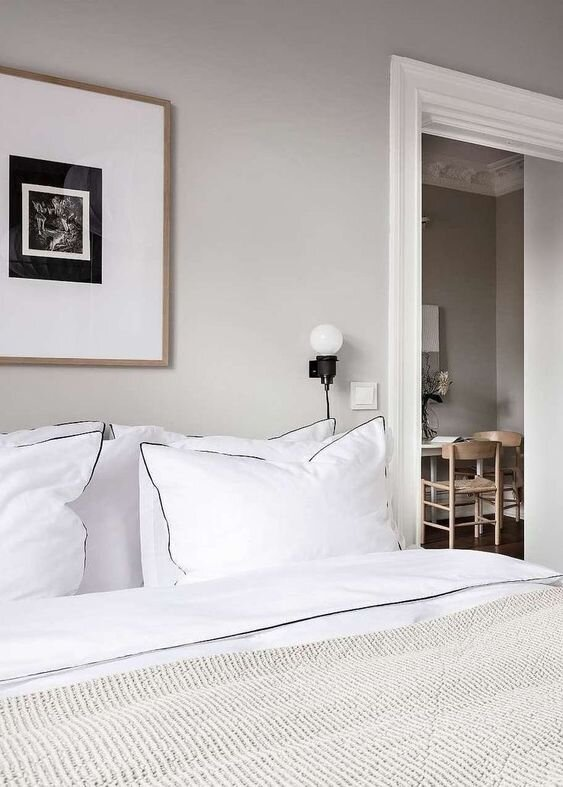 Square bedroom layout ideas for a square room