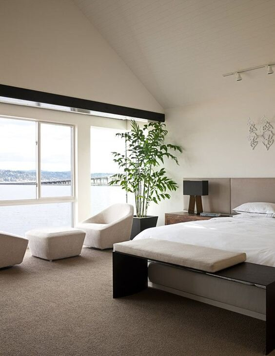 Savvy Favorites: Extended & Extra-Wide Headboards For A Modern Bedroom