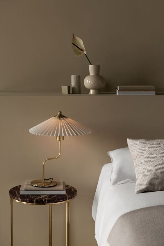 Differences Tapered, Empire and Coolie Style Lamp shades & How to decorate with them